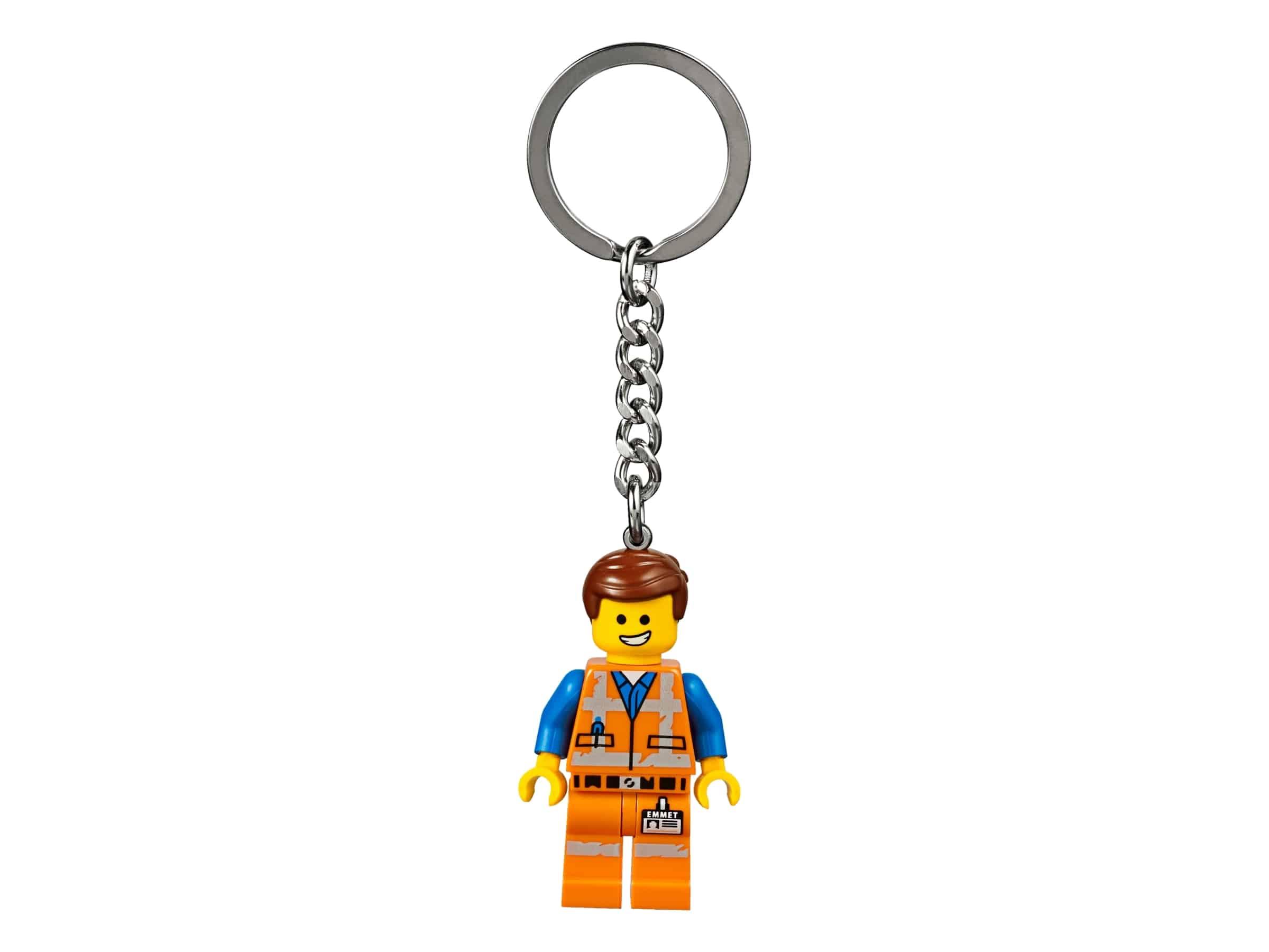 lego emmet sleutelhanger 853867