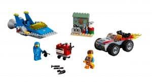 lego emmets en bennys bouw en reparatiewerkplaats 70821