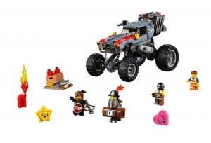 lego emmets en lucys vlucht buggy 70829