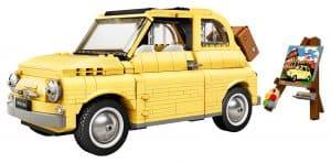 lego fiat 500 10271
