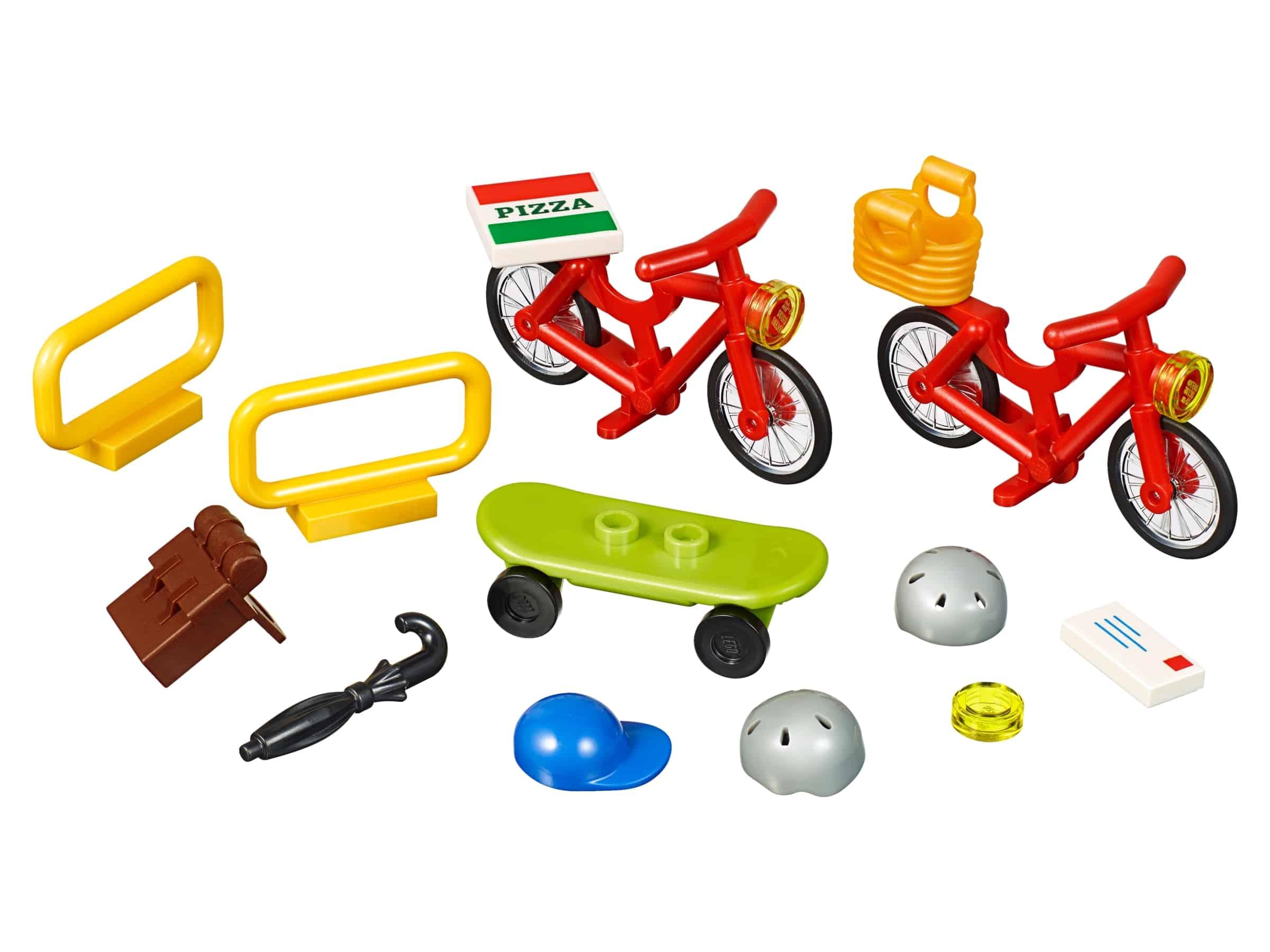 lego fietsen 40313