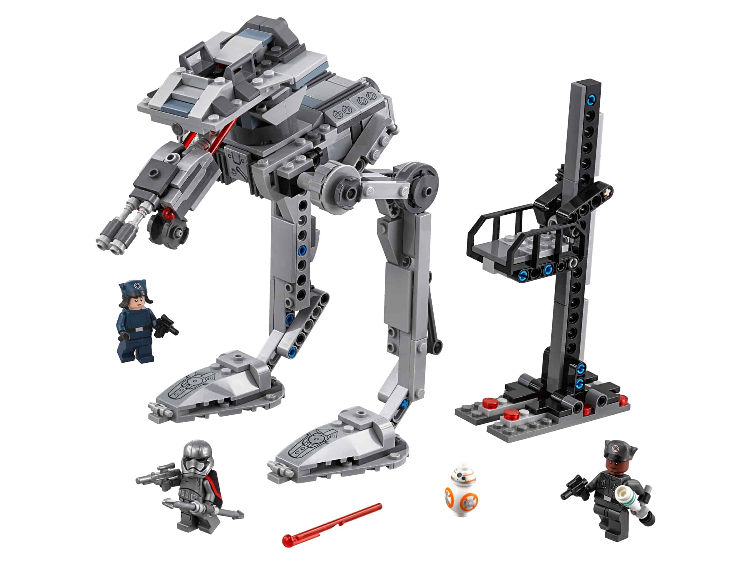 lego first order at st 75201
