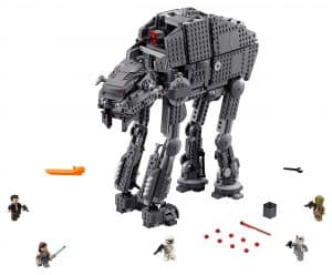 lego first order heavy assault walker 75189