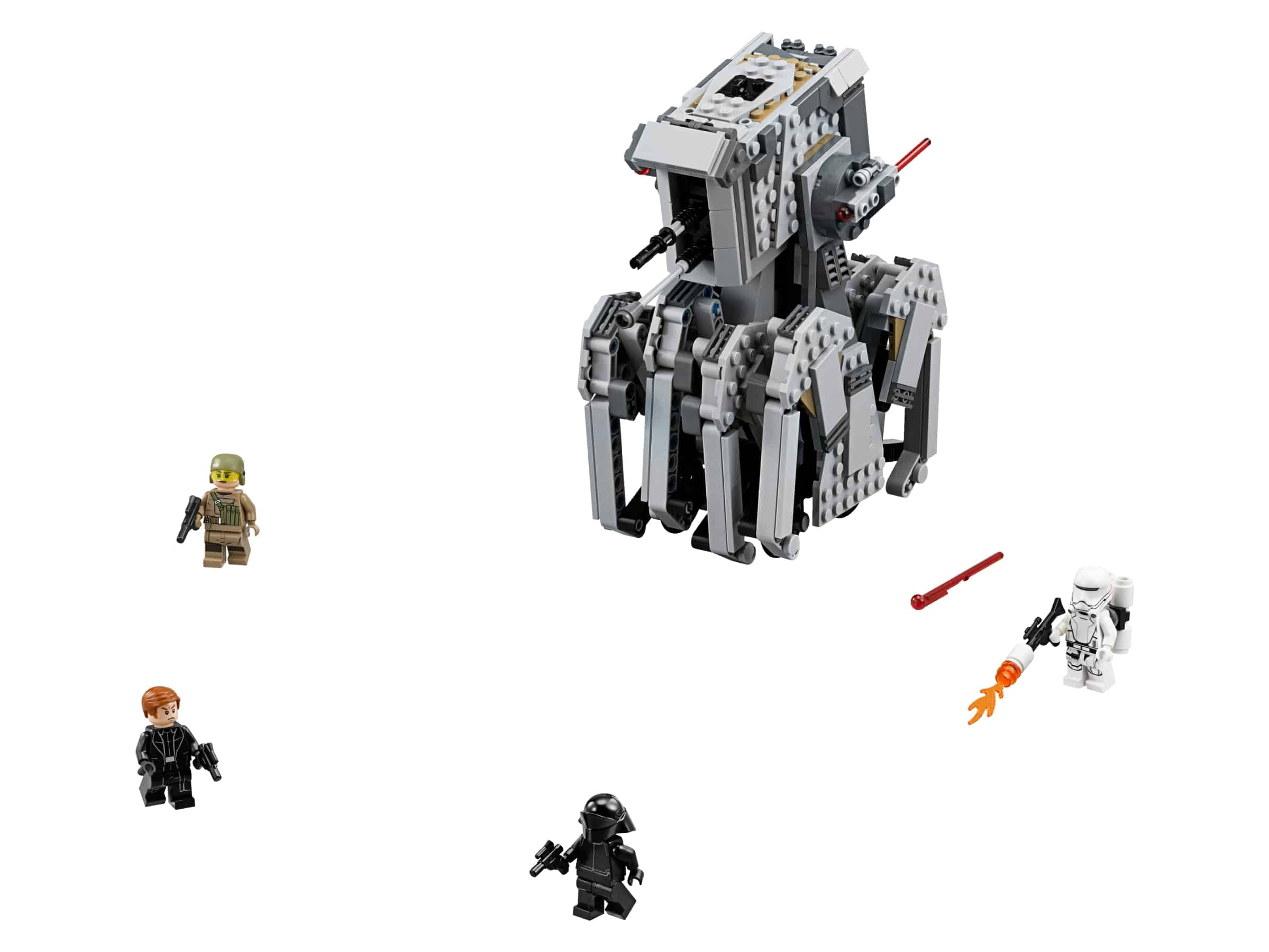 lego first order heavy scout walker 75177