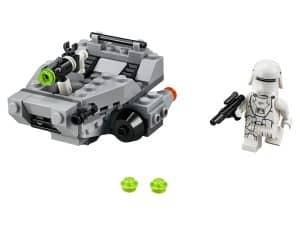 lego first order snowspeeder 75126