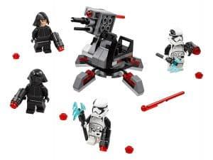 lego first order specialisten battle pack 75197