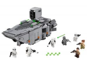 lego first order transporter 75103