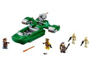 lego flash speeder 75091