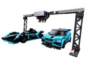 lego formula e panasonic jaguar racing gen2 car jaguar i pace etrophy 76898
