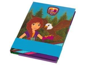 lego friends kampeerplakboek 853555