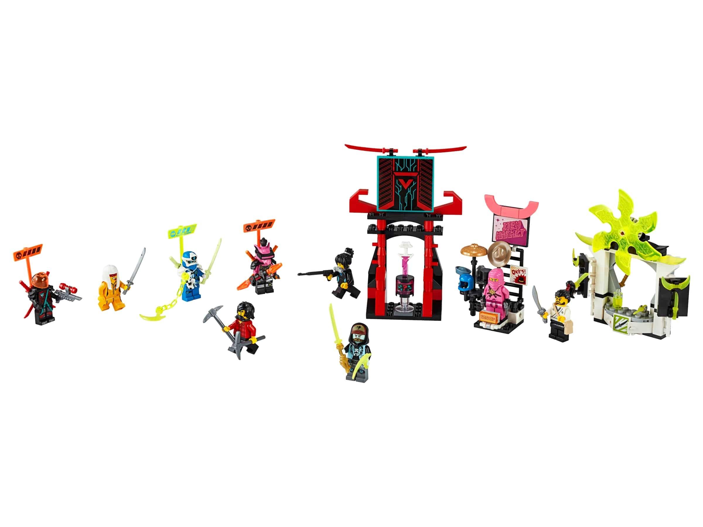 lego gamers markt 71708