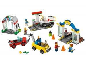 lego garage 60232