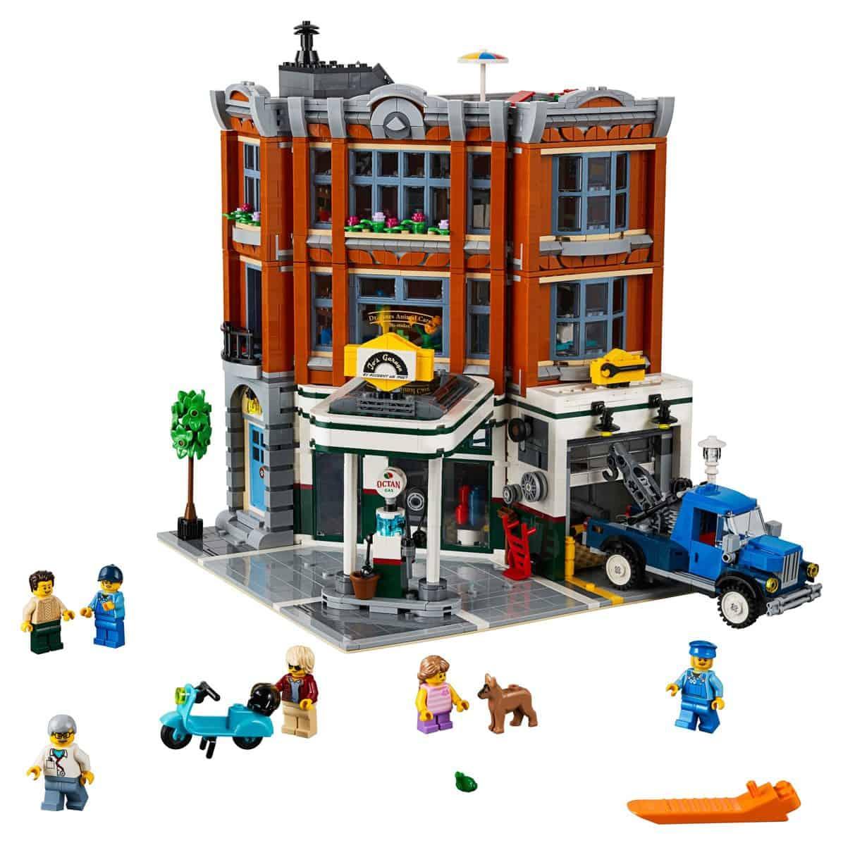 lego garage op de hoek 10264 scaled