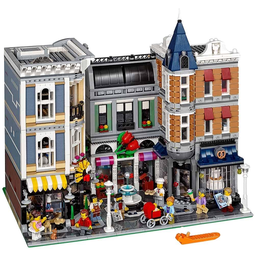 lego gebouwenset 10255
