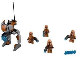 lego geonosis troopers 75089