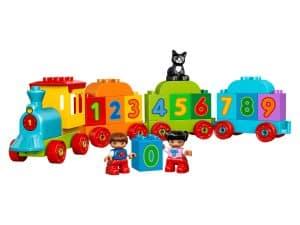 lego getallentrein 10847
