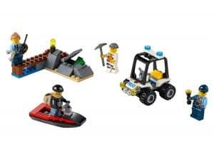 lego gevangeniseiland starterset 60127