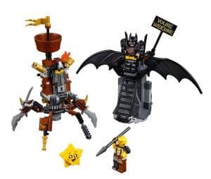 lego gevechtsklare batman en metaalbaard 70836