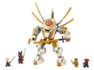 lego gouden mech 71702