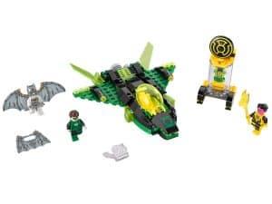 lego green lantern tegen sinestro 76025