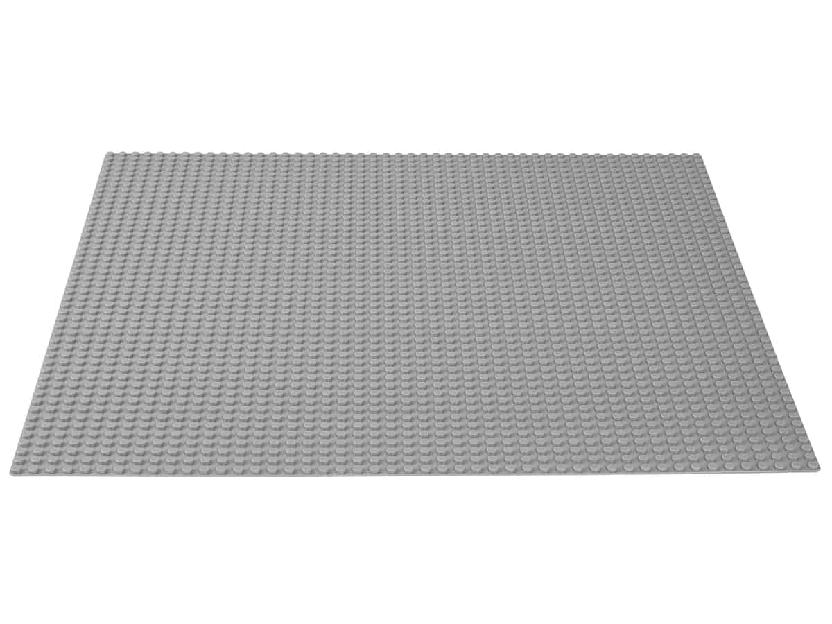 lego grijze bouwplaat 10701