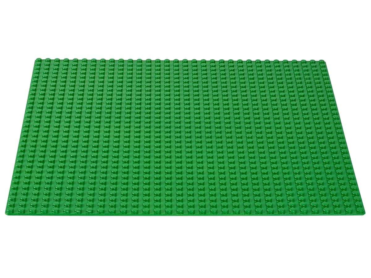lego groene bouwplaat 10700