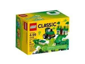 lego groene creatieve doos 10708