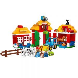 lego grote boerderij 10525