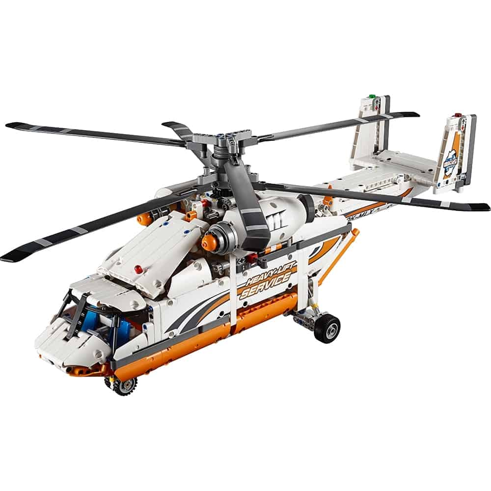 lego grote vrachthelikopter 42052