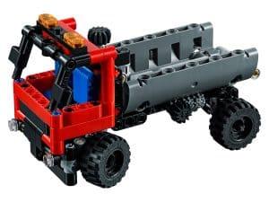 lego haaklader 42084