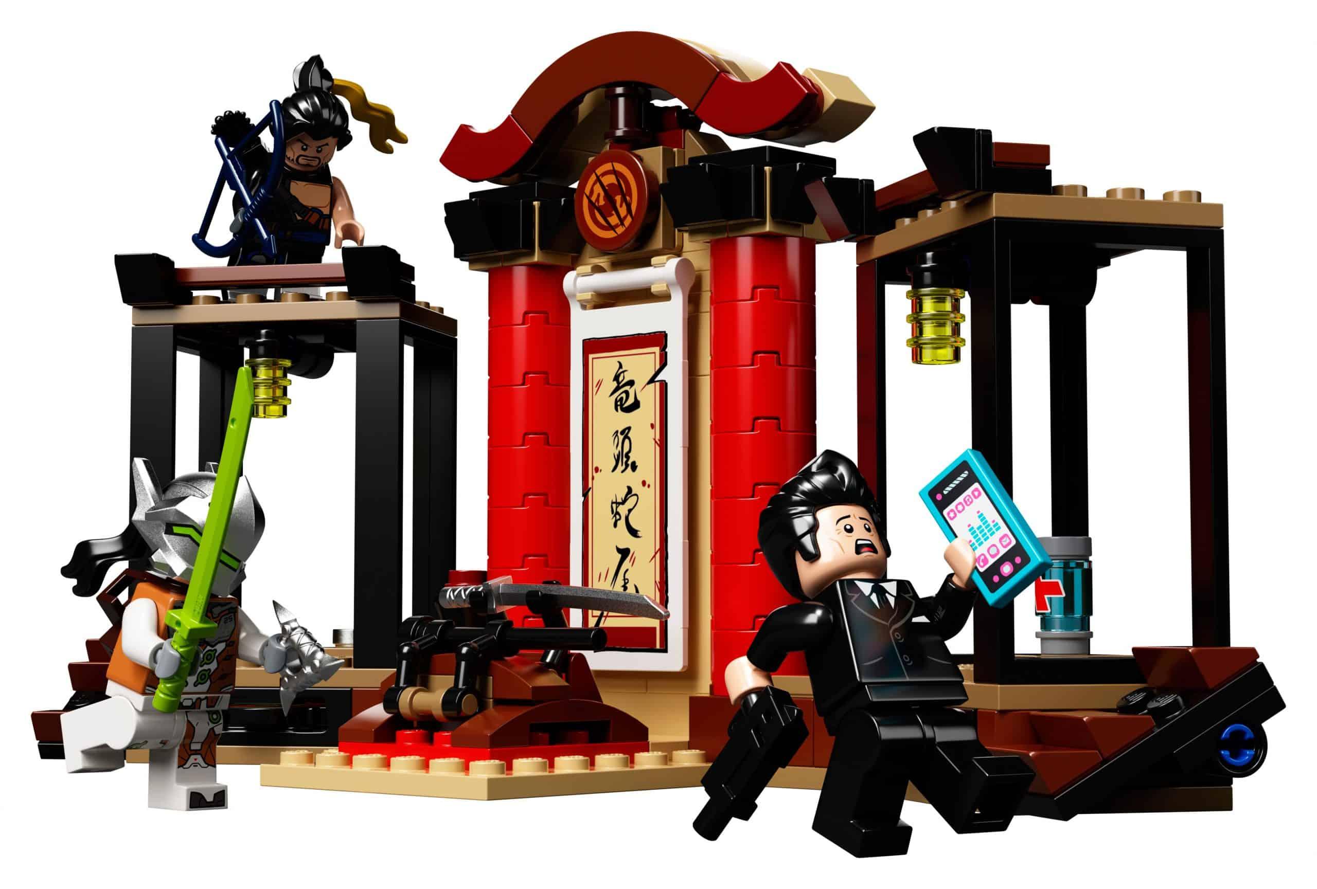lego hanzo vs genji 75971 scaled
