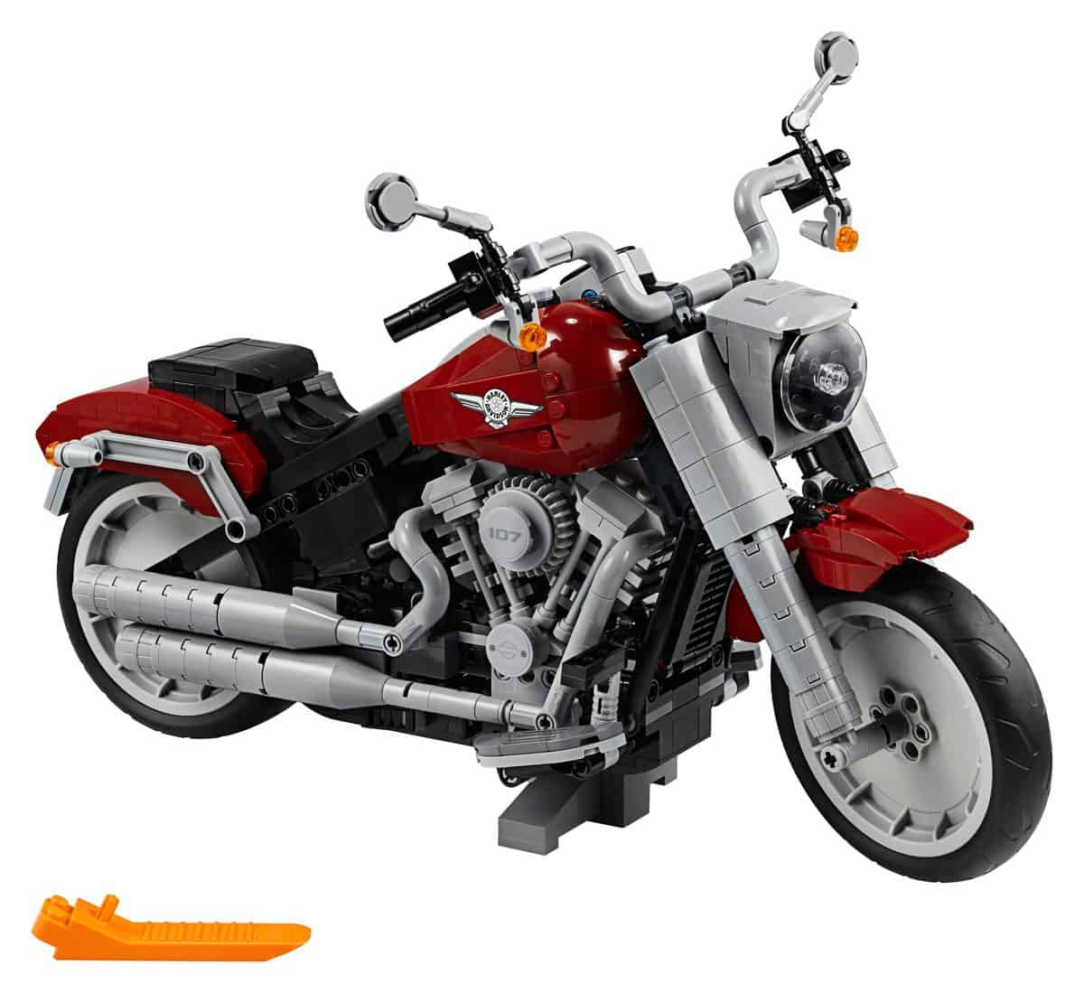 lego harley davidson fat boy 10269 scaled