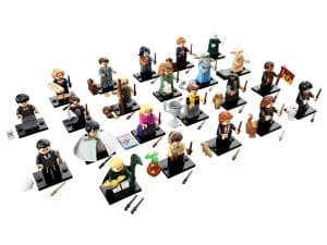 lego harry potter en fantastic beasts 71022