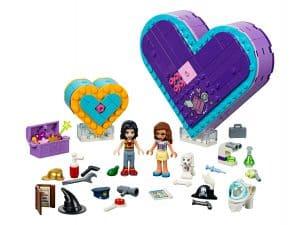 lego hartvormige dozen vriendschapspakket 41359
