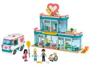 lego heartlake city ziekenhuis 41394