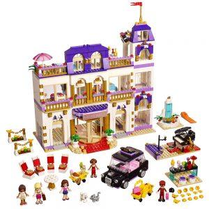 lego heartlake hotel 41101