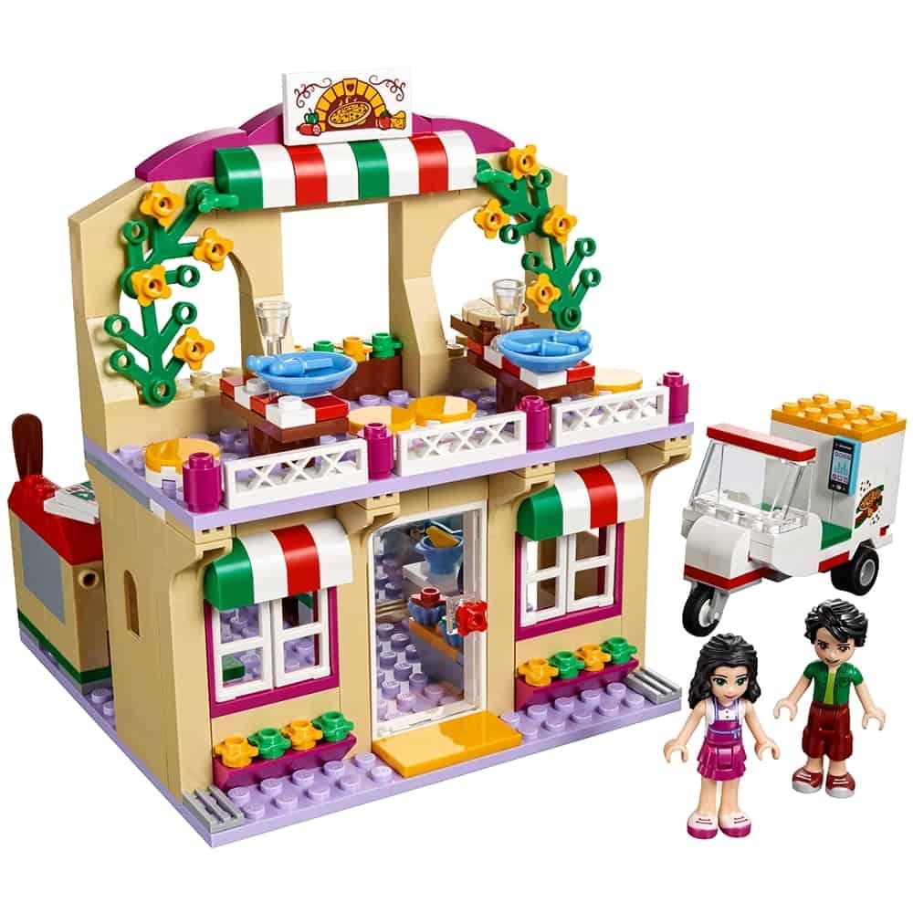 lego heartlake pizzeria 41311