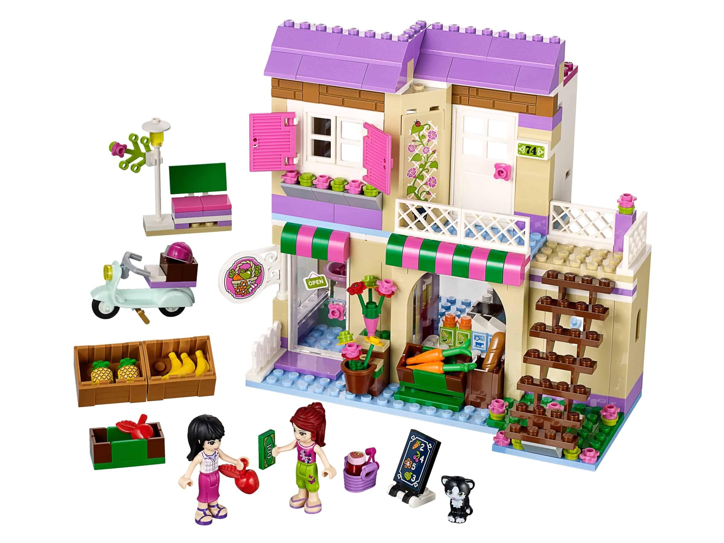 lego heartlake supermarkt 41108