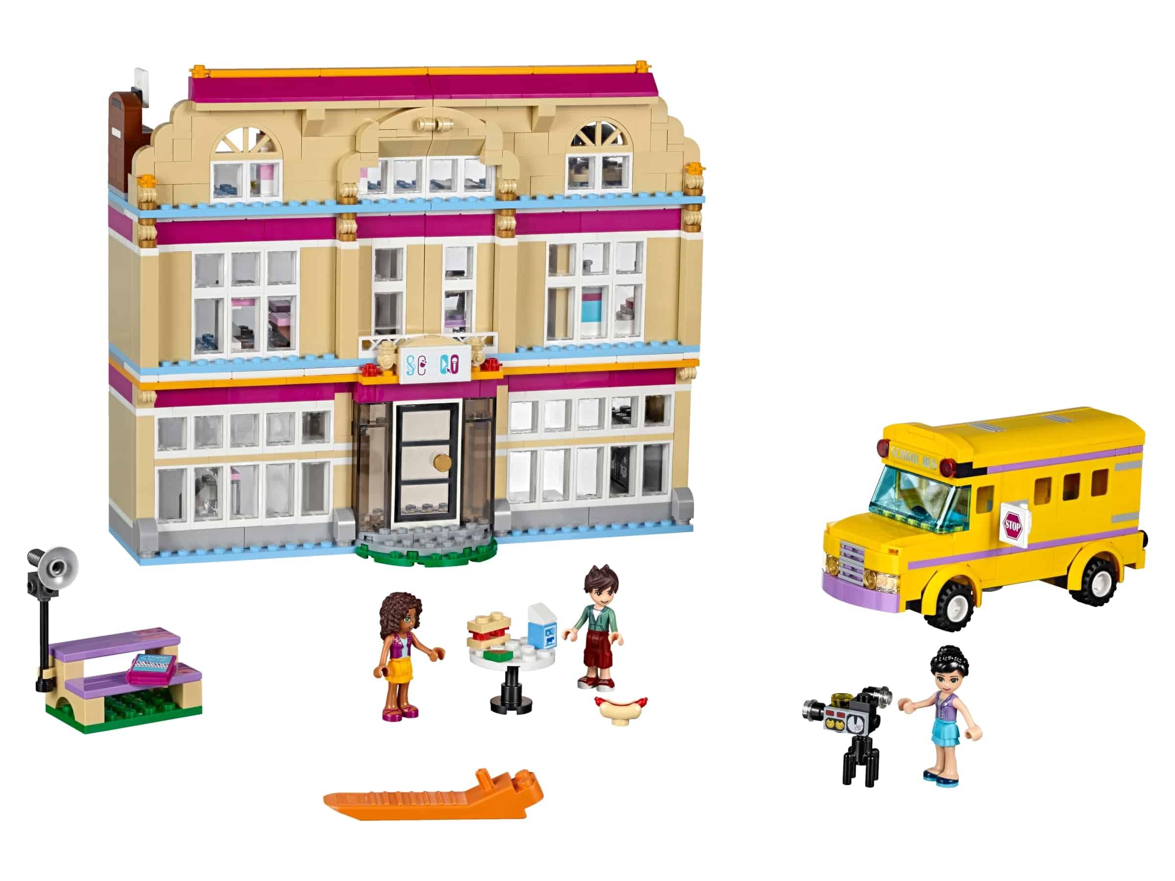 lego heartlake theaterschool 41134