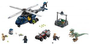 lego helikopterachtervolging van blue 75928