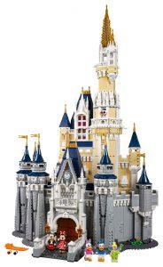 lego het disney kasteel 71040