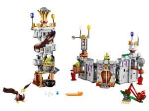 lego het kasteel van koning pig 75826