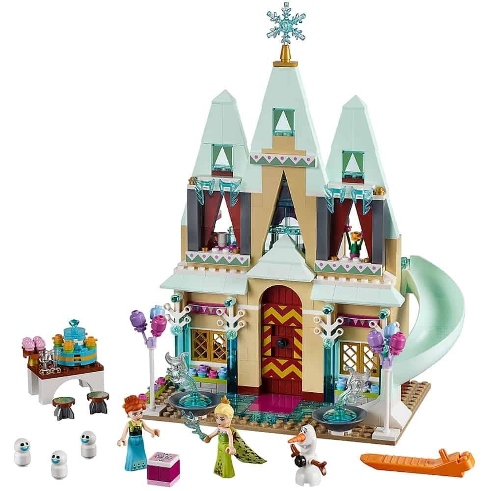 lego het kasteelfeest in arendelle 41068
