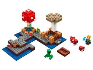 lego het paddenstoeleiland 21129