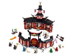 lego het spinjitzu klooster 70670