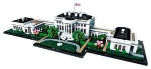 lego het witte huis 21054