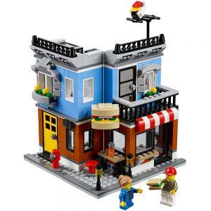lego hoekrestaurant 31050
