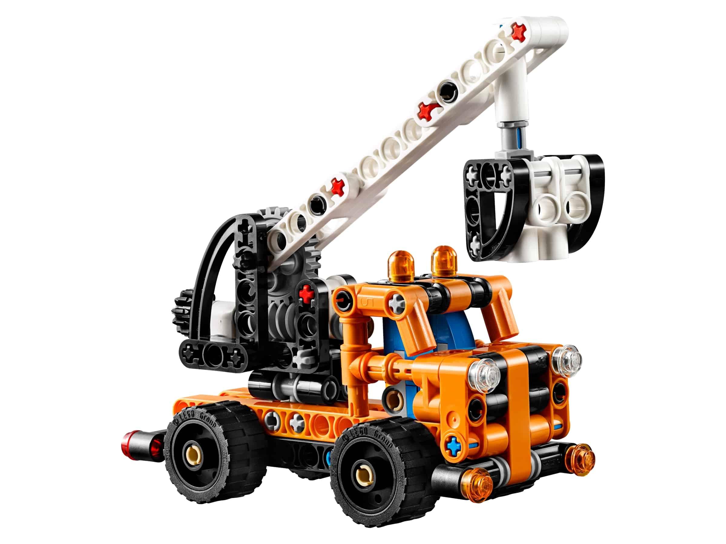 lego hoogwerker 42088