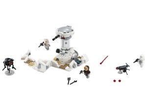 lego hoth aanval 75138