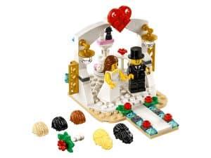 lego huwelijksbedankjesset 2018 40197